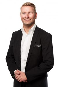 Fredrik Brandt VD Triolab AB