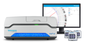 Saphyr Genome Imaging Instrument