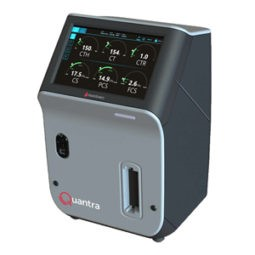 koagulationsinstrumentet Quantra Hemostasis Analyzer